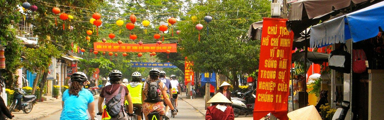 Biking on Backroads Vietnam and Cambodia Bike Tour