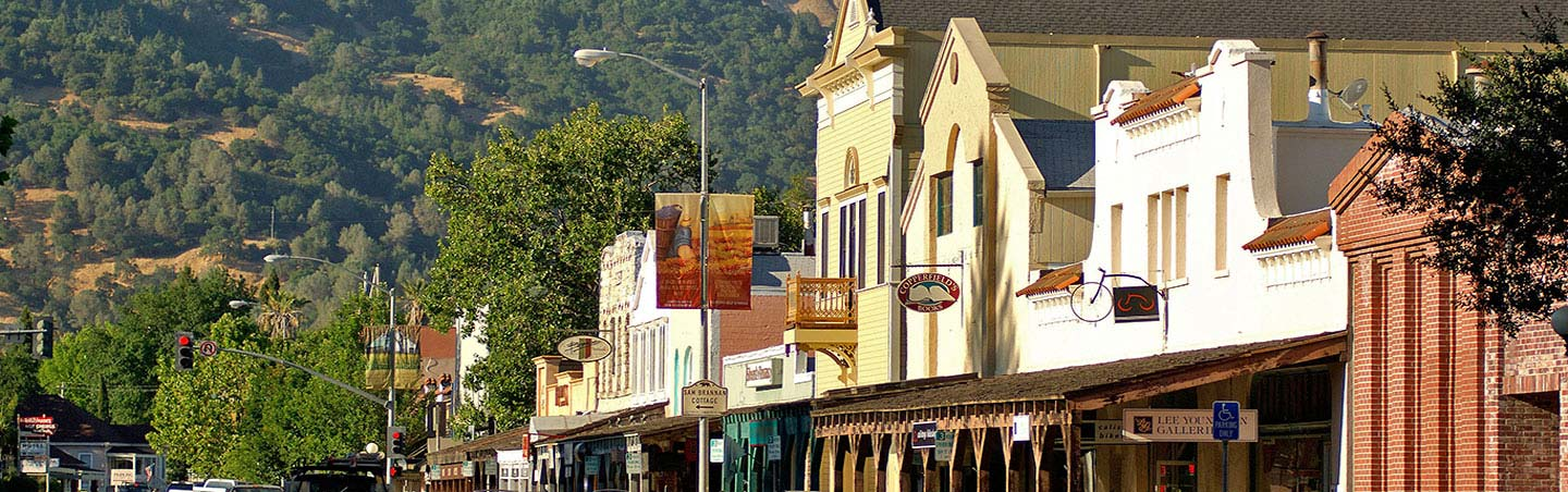 Calistoga, CA - Wine Country Bike Tour