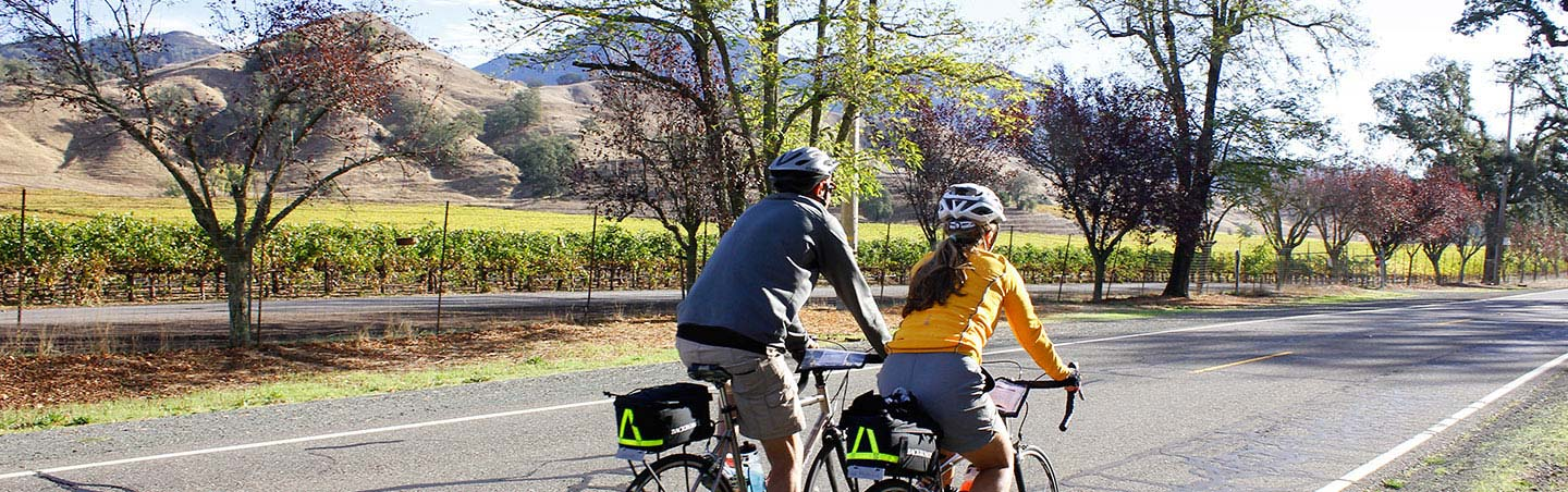 Biking Tours In Napa Valley Reviews