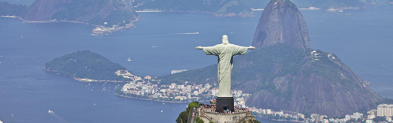 Christ the Redeemer, Rio de Janeiro - Brazil Backroads Brazil Multisport Tour
