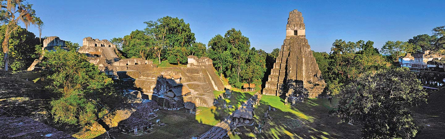 Maya Temple - Backroads Belize & Guatemala Family Multisport Tours