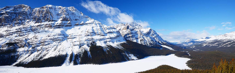 Backroads Canadian Rockies WinterAdventure Tour