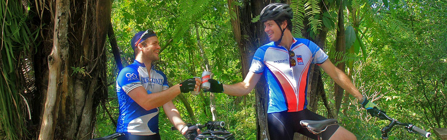 Biking on Backroads Costa Rica Multisport Tour