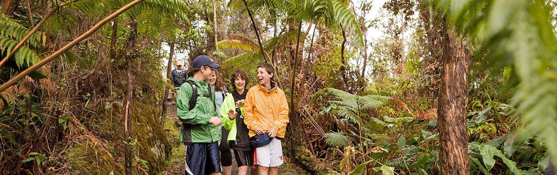 Family Hiking on Backroads Maui & Lanai Family Multisport Adventure Tour