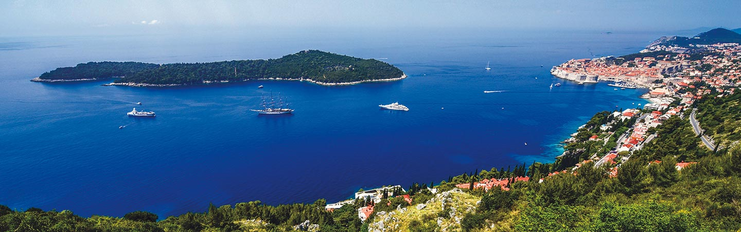 Adriatic Coast - Backraods Croatia to Montenegro Family Breakaway Multisport Tour