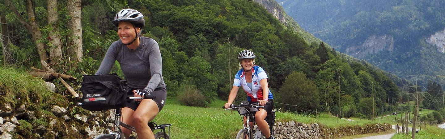 Biking on Backroads Switzerland Family Breakaway Multisport Adventure Tour