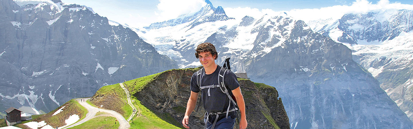 Hiking on Backroads Switzerland Family Breakaway Multisport Adventure Tour