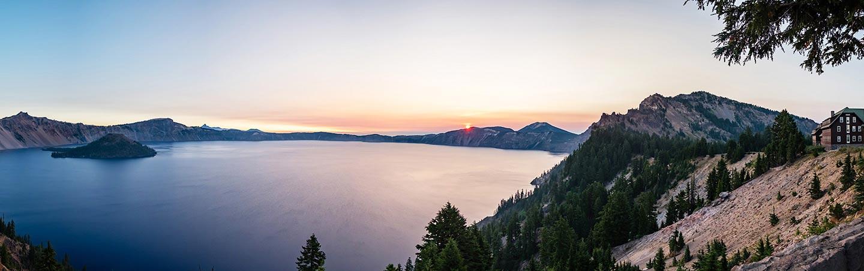 Crater Lake, Oregon - Walking and Hiking Tours