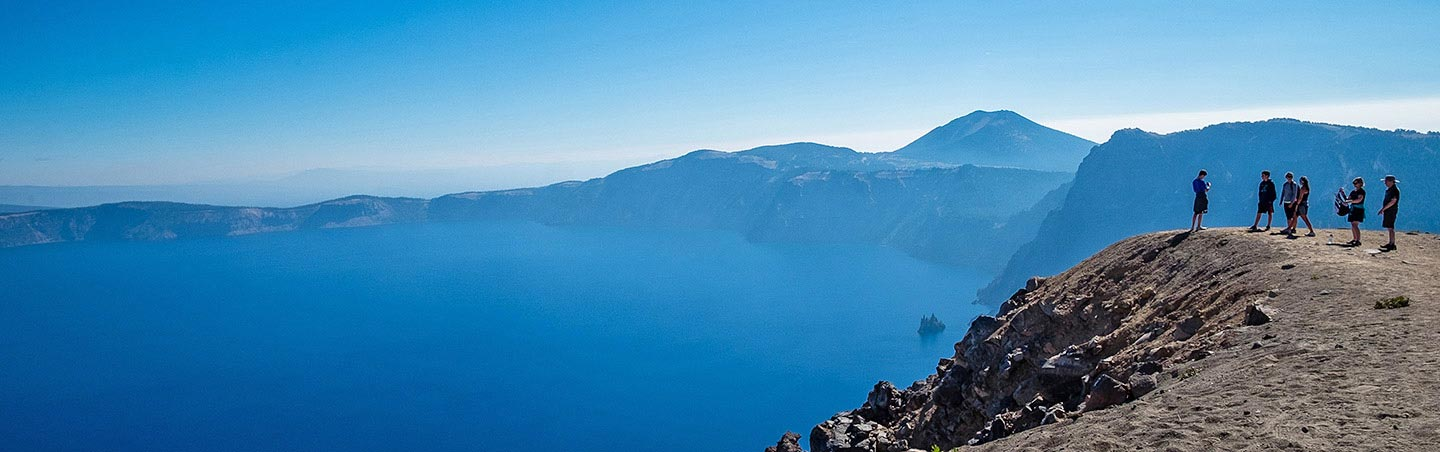 Hiking on Backroads Crater Lake Walking and Hiking Tour