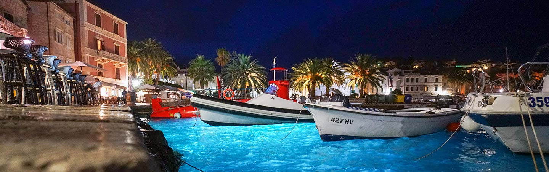 Harbor - Dalmatian Coast, Croatia