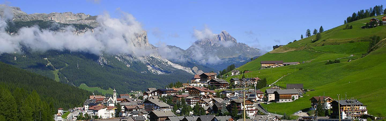 San Cassiano - Backroads Dolomites Hut-to-Hut Hiking Tour