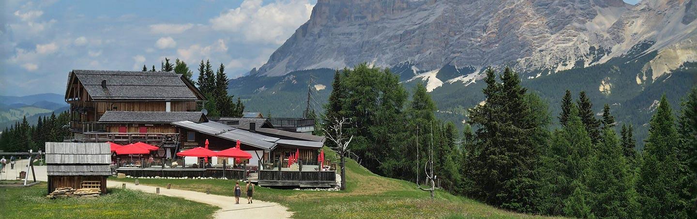 Las Vegas Lodge - Backroads Dolomites Hut-to-Hut Hiking Tour