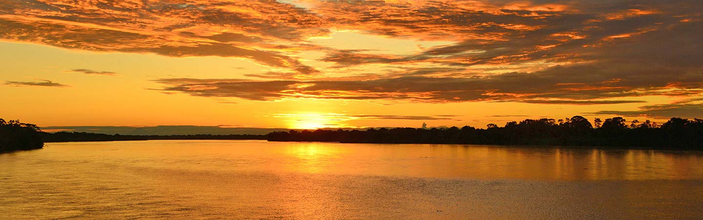 Amazon River - Galapagos, Andes and Amazon River Cruise Walking Tour