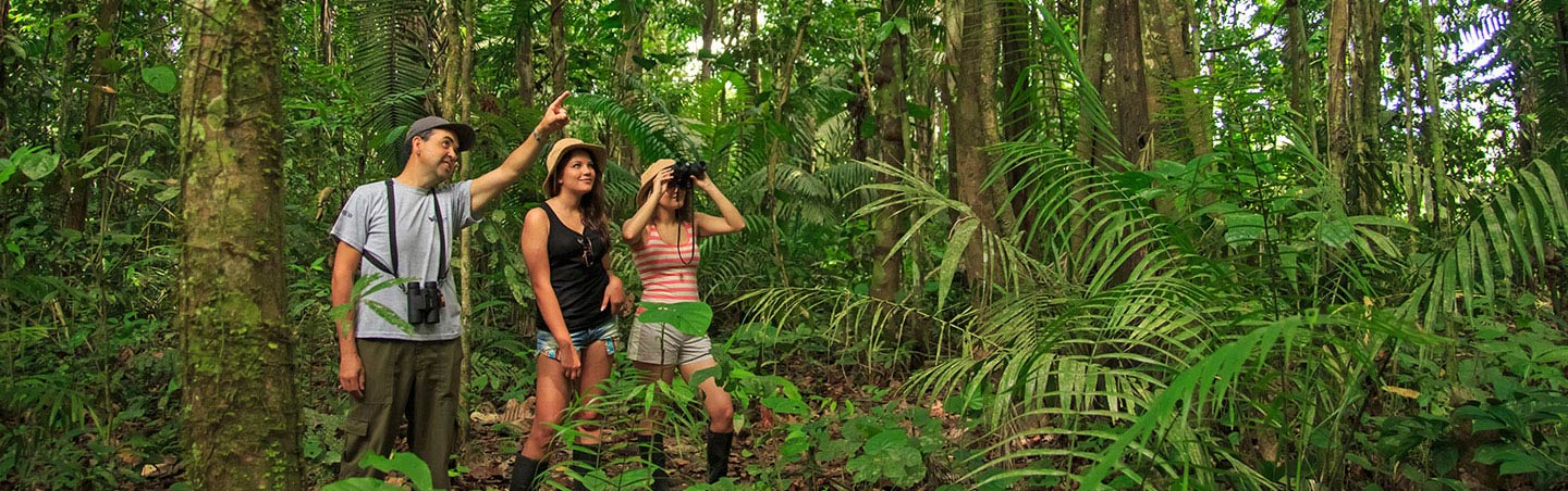 Hiking on Backroads Galapagos, Andes and Amazon River Cruise Walking Tour