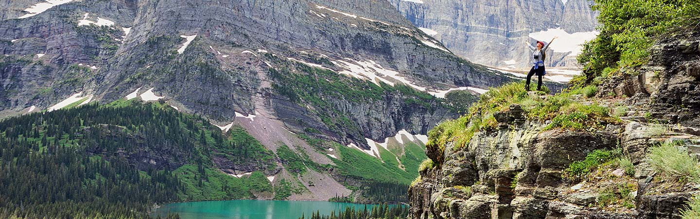 Backroads Glacier & Waterton Lakes National Park Family Hiking Tours