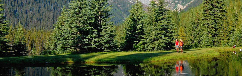 Backroads Canadian Rockies Family Heli-Hiking Tour