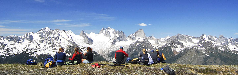 Backroads Canadian Rockies Heli-Hiking Tour