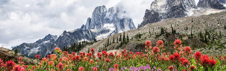 Backroads Canadian Rockies Family Breakaway Heli-Hiking Tour