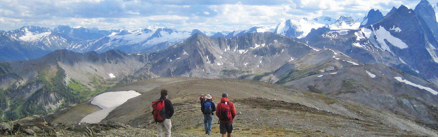 Backroads Canadian Rockies Family Hiking Tour