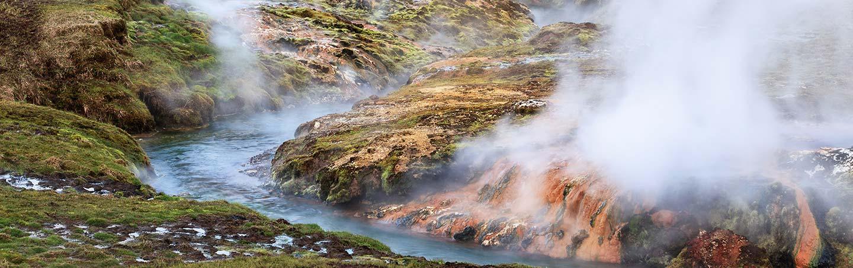 Iceland walking and hiking tour