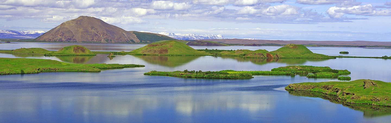 Iceland Ocean Cruise Walking and Hiking Tour