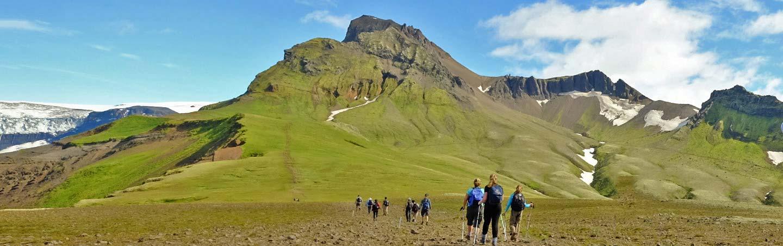 Hiking - Backroads Iceland Ocean Cruise Walking and Hiking Tour