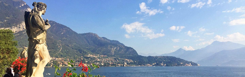 Statue - Backroads Italian Lakes Walking & Hiking Tour