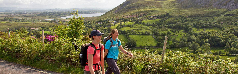 Hiking - Backroads Ireland Family Breakaway Walking & Hiking Tour