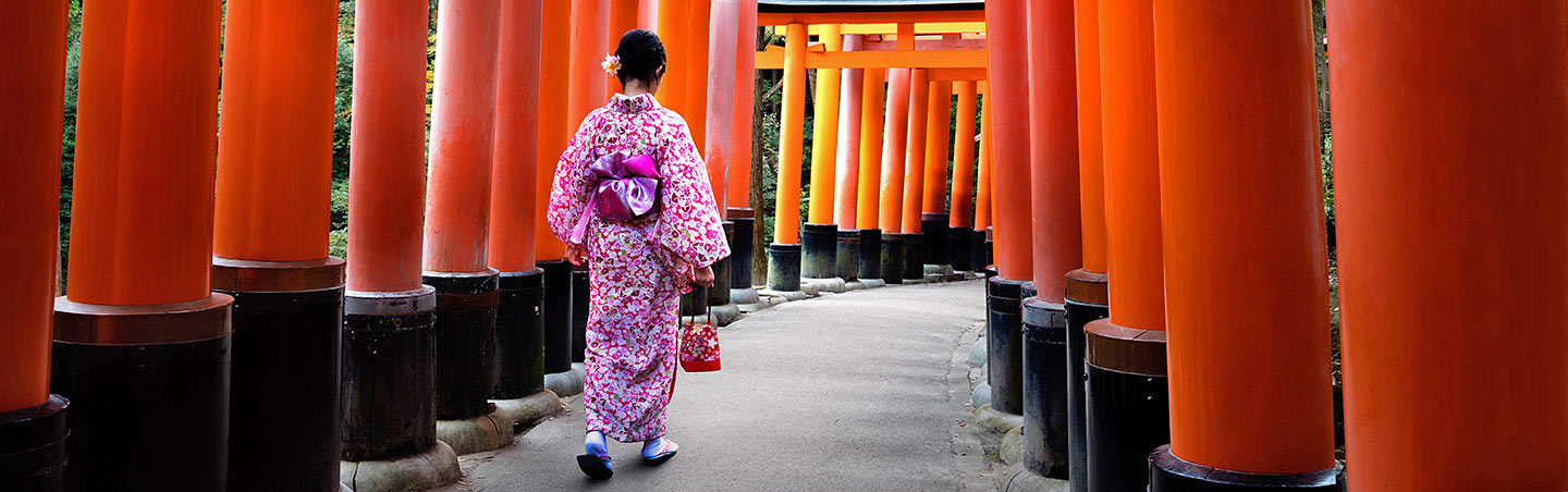 Japan Walking Tours