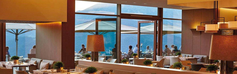 Dining at Kempinski Hotel Berchtesgaden - Backroads