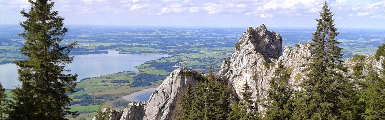 Salzburg to Munich Walking & Hiking Tour
