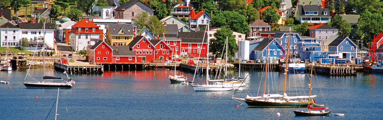 Nova Scotia Walking & Hiking Tours