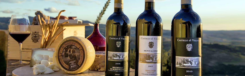 Italian Food and Wine - Backroads Tuscany & Umbria Hiking Tour