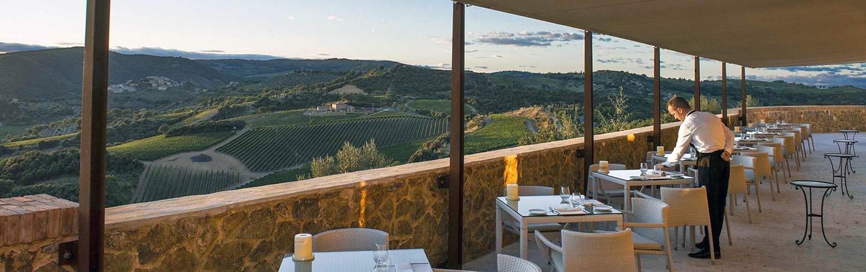 Dining - Backroads Tuscany & Umbria Walking & Hiking Tour