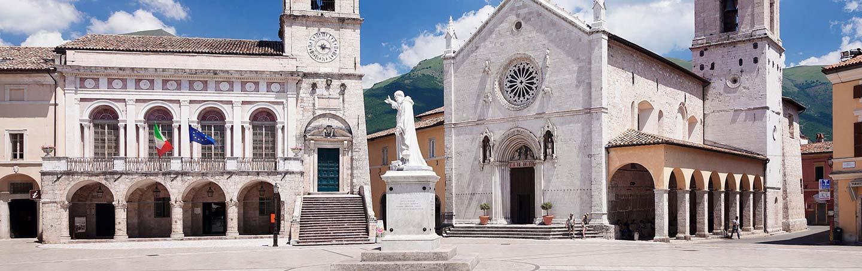 Norcia, Italy - Backroads Tuscany & Umbria Hiking Tour