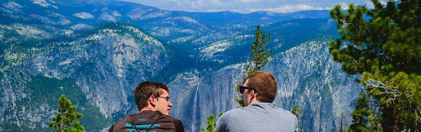 Backroads Yosemite Family Breakaway Walking & Hiking Tour