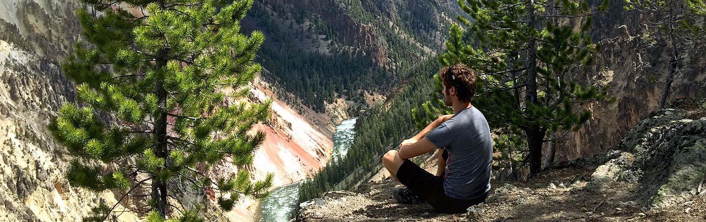 Grand Canyon of the Yellowstone - Backroads Yellowstone & Tetons Family Breakaway Walking & Hiking Tour
