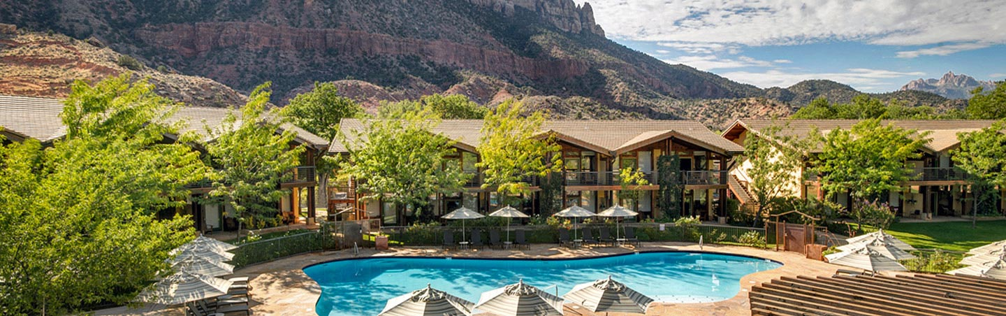 Desert Pearl Inn on Backroads Zion & Snow Canyon Walking & Hiking Tour