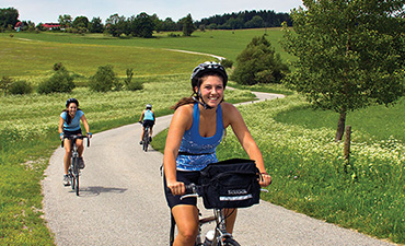 Danube River Cruise Bike Tour
