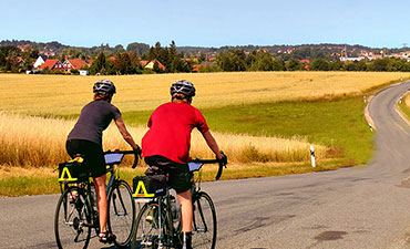 Berlin and Desden bike tour thumb