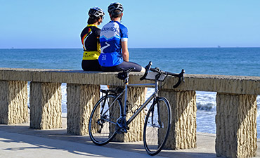 Santa Barbara and Ojai Bike Tours