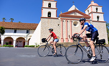 Santa Barbara and Ojai Biking thumb
