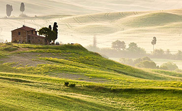 Tuscany and Umbria Biking Vacations