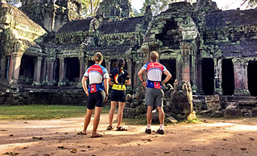 Vietnam & Cambodia Family Bike Tour - Older Teens & 20s