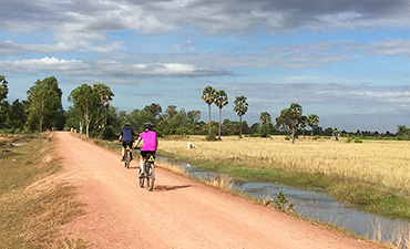 Vietnam & Cambodia Family Bike Tour - Teens & Kids