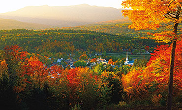 Vermont and Quebec Biking Trips Thumb