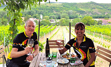 Prague to Vienna Bike Tours