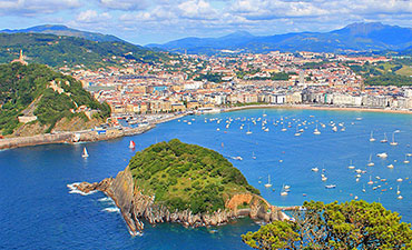 Basque Country Multi-Adventure Tour