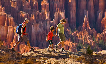 Bryce and Zion Multisport Family Tour