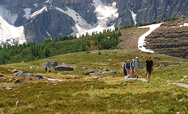 Canadian Rockies Multi-Adventure Vacations